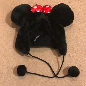 Dismay Parks Beanie Minnie Mouse Hat